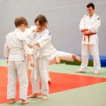Judo Hilden: Kinder beim Training