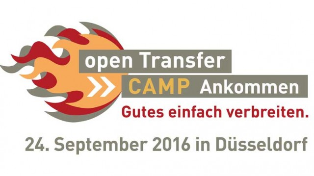 Logo openTransfer Camp 2016